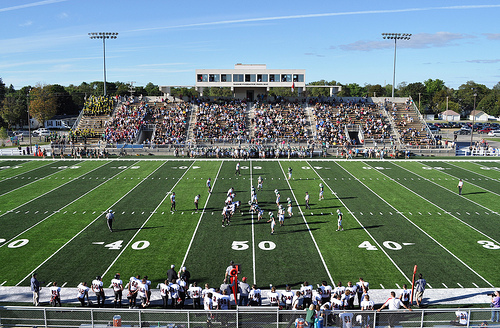 Traverse City High School Football
