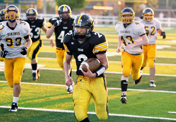 All-State QB TJ Schepperly (Traverse City Central) is among the host of talented prospects who will attend Sunday's Senior Exposure Camp.